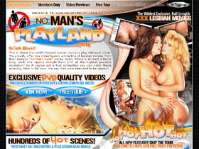 No Man`s Playland - Exclusive DVD Quality Lesbian Porn Videos