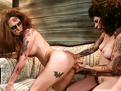 Two horny possessed... porn video